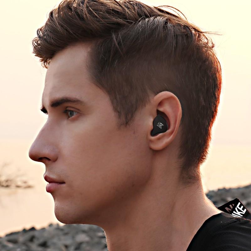 """หูฟัง Wireless แบรน์ด KZ รุ่น """"S1"""" แยกข้างอิสระทุกโซนประสาทในการเล่นเกม"""