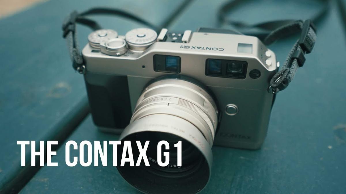 """""""Rangefinder CONTAX G1"""" กับข้อดีของที่คนชอบกล้องฟิล์มห้ามพลาด"""