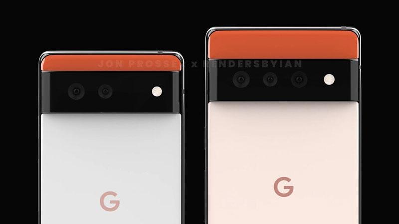 Google ที่อาจไม่ได้ใช้ชื่อ Pixel 6 Pro ตามที่คาดไว้
