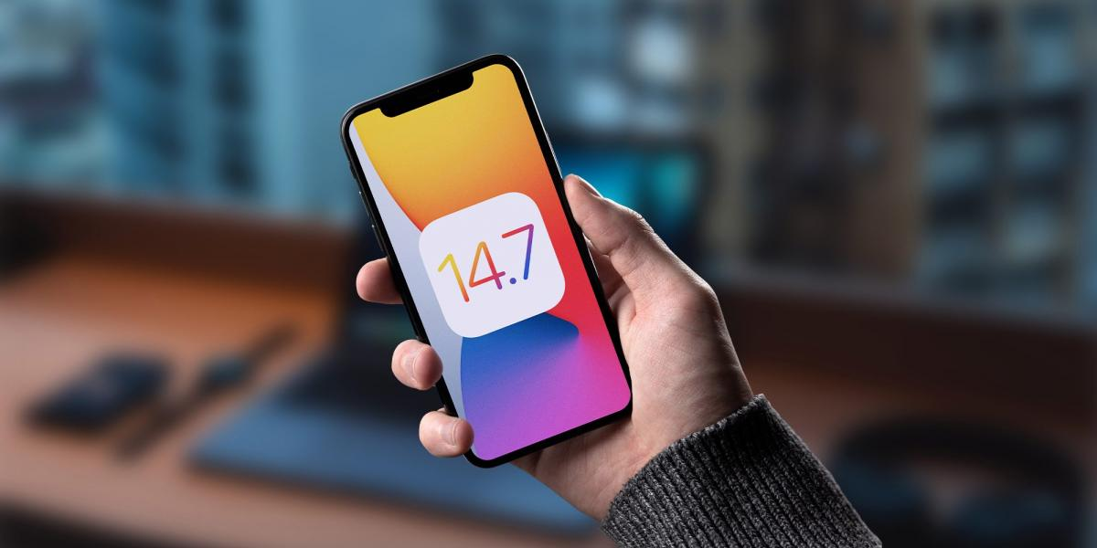 Apple ได้ปล่อยอัพเดท iOS 14.7 และ iPadOS 14.7 แล้ว