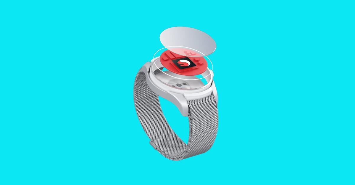 Qualcomm เตรียมทำชิพ Snapdragon เพื่อรองรับระบบ Wear OS